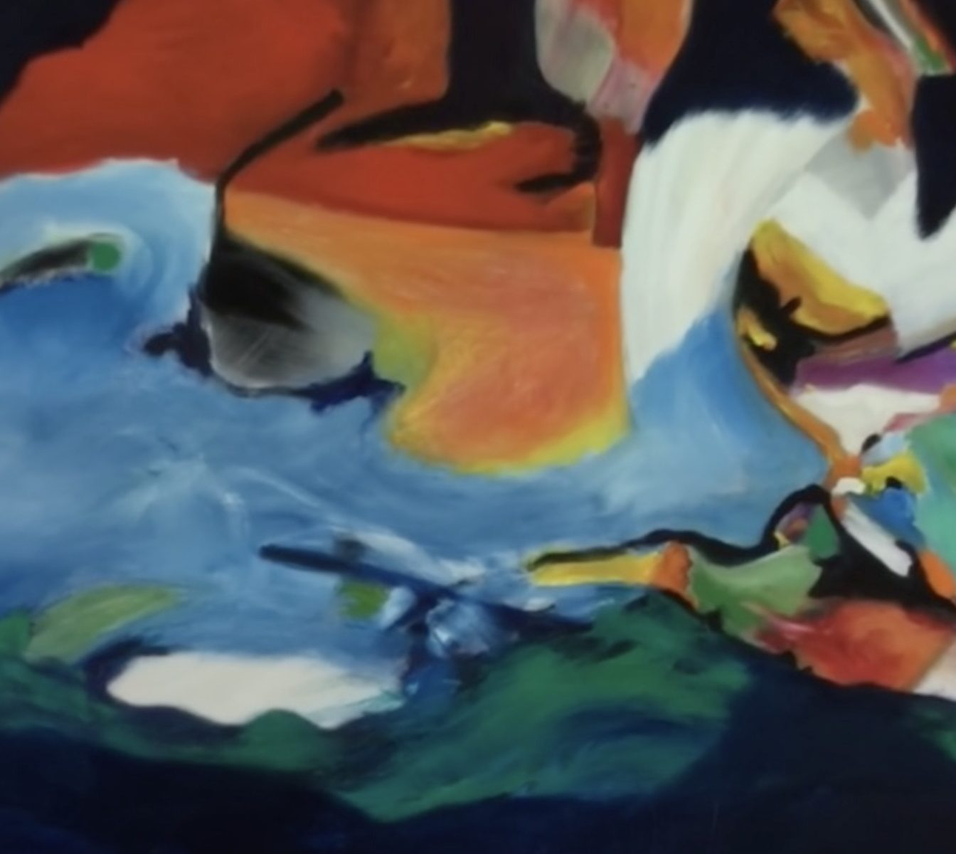 Lyrical Abstraction 28